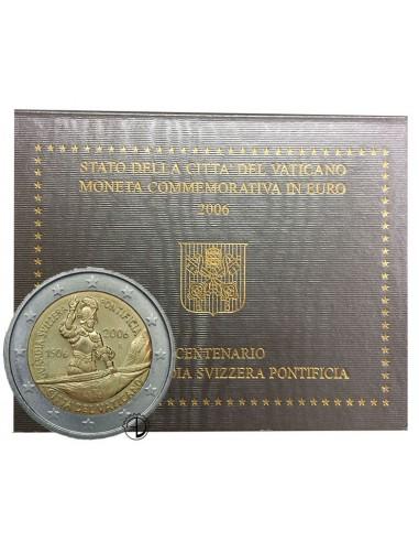 Vaticano - 2006 - 2€ Guardia Svizzera