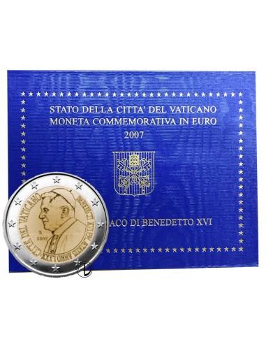 Vaticano - 2007 - 2€ Genetliaco