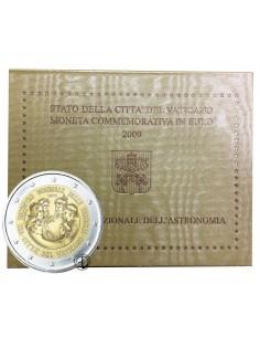 Vaticano - 2009 - 2€ Astronomia