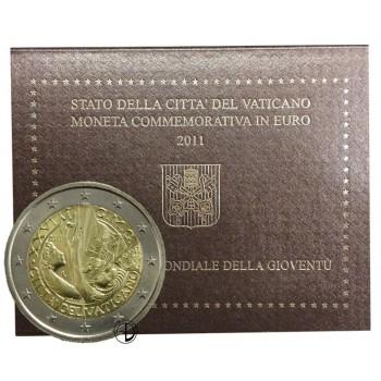Vaticano - 2011 - 2€ GMG