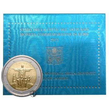 Vaticano - 2013 - 2€ GMG