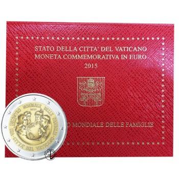 Vaticano - 2015 - 2€ Famiglie