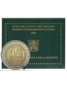 Vaticano - 2005 - 2€ GMG