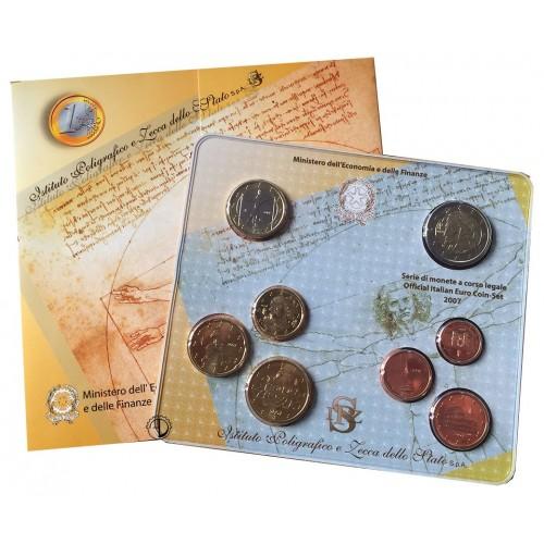 Divisionale Italia 2007 - 8 valori