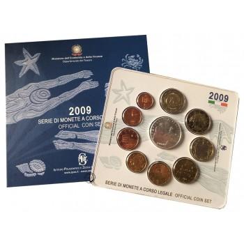 Divisionale Italia 2009 - 10 valori