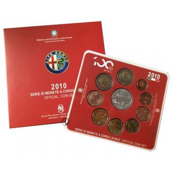Divisionale Italia 2010 - 10 valori