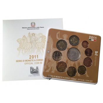 Divisionale Italia 2011 - 10 valori
