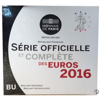 Francia - 2016 - Divisionale
