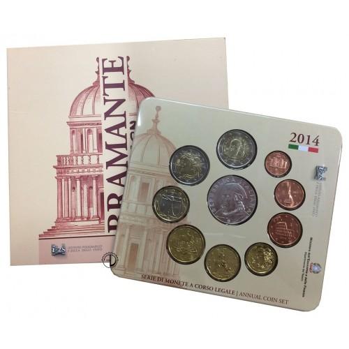 Divisionale Italia 2014 - 10 valori