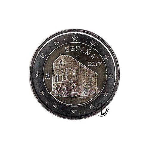 Spagna - 2017 - 2€ Oviedo