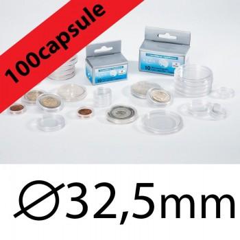Capsule Tonde CAPS 32,5 mm *100 PEZZI*