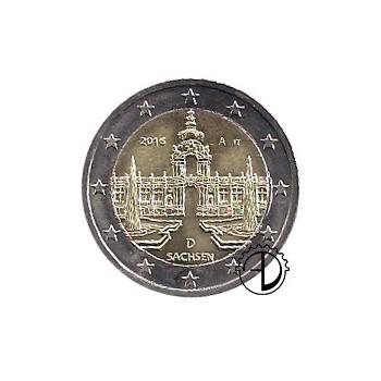 Germania - 2016 - 2€ Dresda