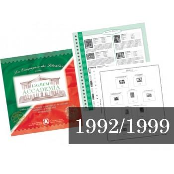 Fogli Italia 1992/99