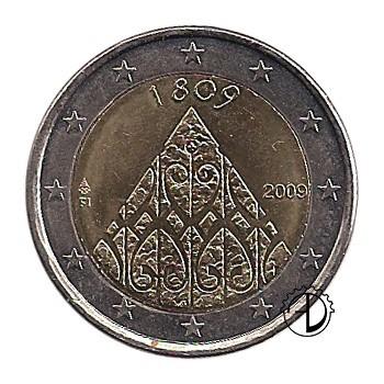 Finlandia - 2009 - 2€ Guerra Finlandese