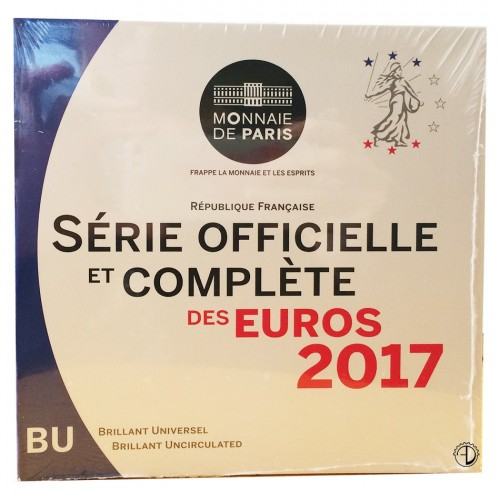 Francia - 2017 - Divisionale