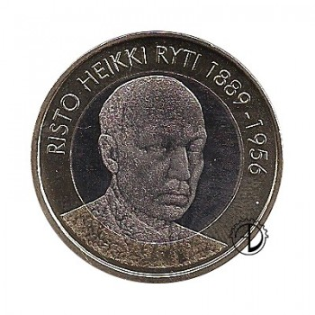 Finlandia - 2017 - 5€ Ryti