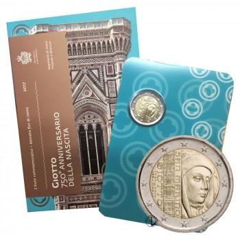 San Marino - 2017 - 2€ Giotto
