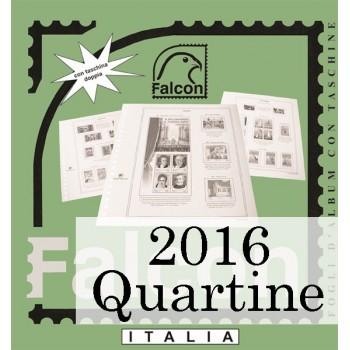 Fogli Italia 2016 Quartine