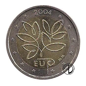 Finlandia - 2004 - 2€ Unione Europea