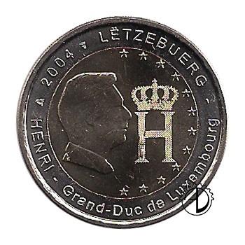 Lussemburgo - 2004 - 2€ Granduca Enrico
