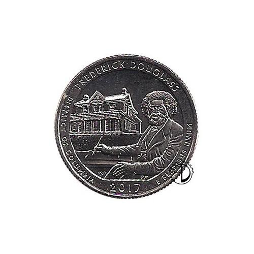 USA 1/4$ 2017 Douglass