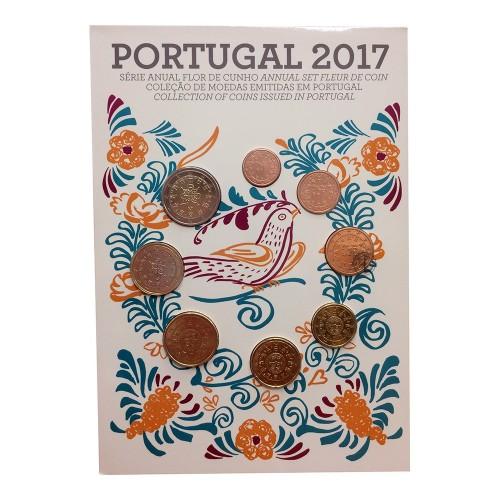 Portogallo - 2017 - Divisionale BU