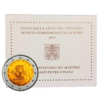 Vaticano - 2017 - 2€ SS. Pietro e Paolo
