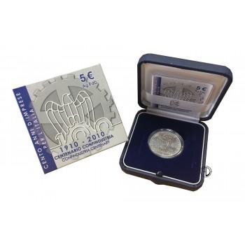 Italia - 2010 - 5€ Confindustria