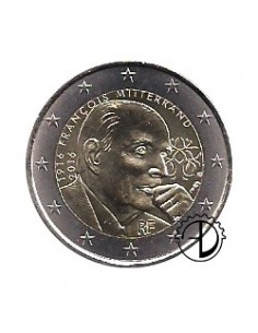 Francia - 2016 - 2€ Mitterrand