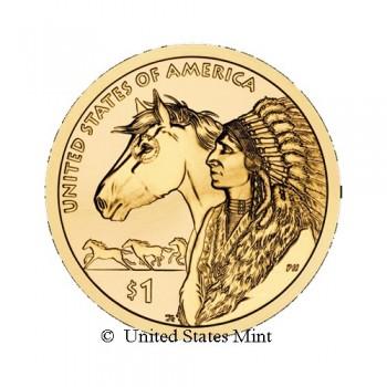 USA $ 2012 Nativi: Cavalli