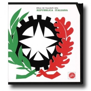 Milord - Italia - Album e Custodia (24 anelli)