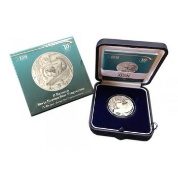 Italia - 2018 - 10€ Barocco PROOF