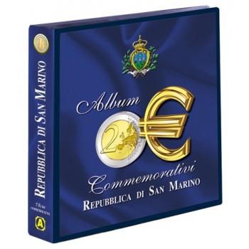 Abafil San Marino 2€ Comm. SOLO Cartella