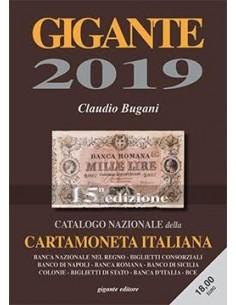 Catalogo Gigante Cartamoneta 2019
