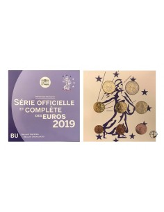 Francia - 2019 - Divisionale