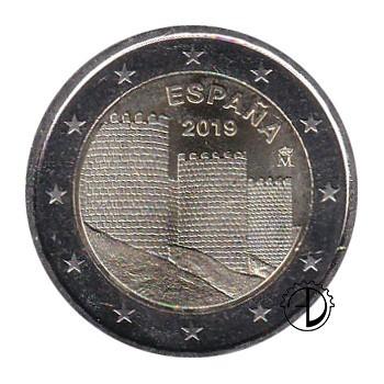 Spagna - 2019 - 2€ Avila