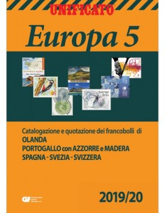 "Catalogo Unificato ""Europa 5"" 2019/20"