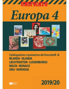 "Catalogo Unificato ""Europa 4"" 2019/20"