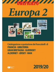 "Catalogo Unificato ""Europa 2"" 2019/20"