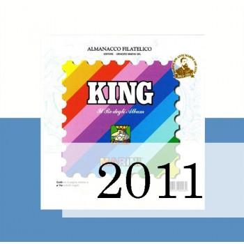 Fogli San Marino 2011 - King