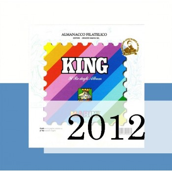 Fogli San Marino 2012 - King