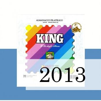 Fogli San Marino 2013 - King