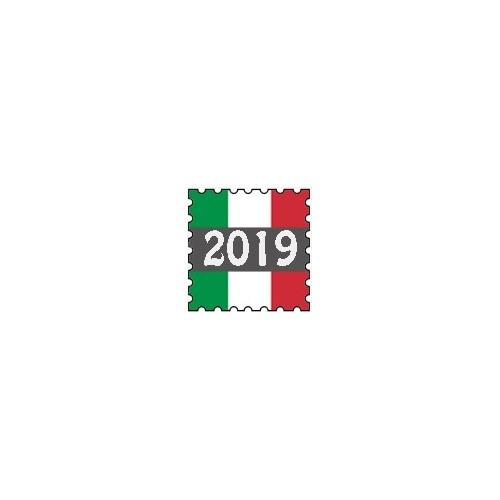 Francobolli Italia - Annata 2019