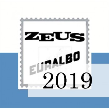 Fogli San Marino 2019 - Euralbo
