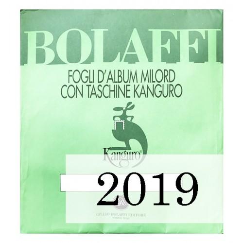 Fogli Italia 2019 - Bolaffi