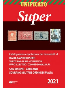 Catalogo Unificato Super 2021
