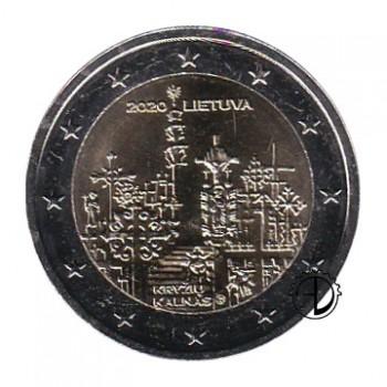 Lituania - 2020 - 2€ Collina delle Croci