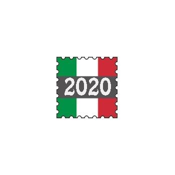 Francobolli Italia - Annata 2020