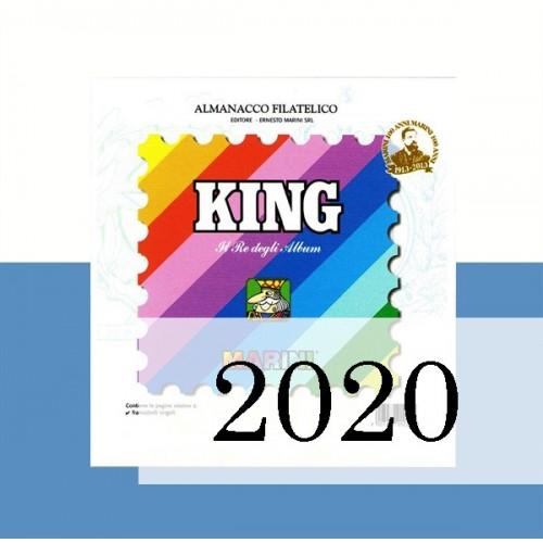 Fogli San Marino 2020 - King