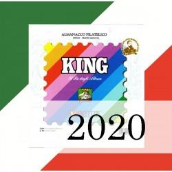 Fogli Italia 2020 - King